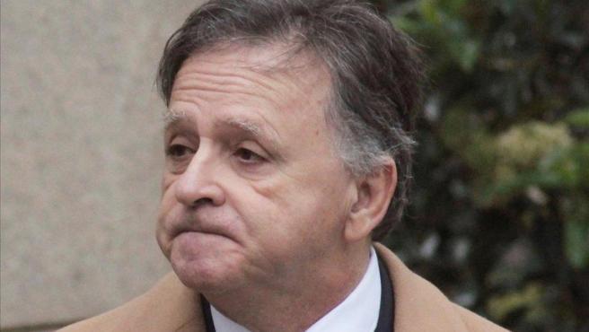 Imagen de archivo del senador de Vox Juan Ros.