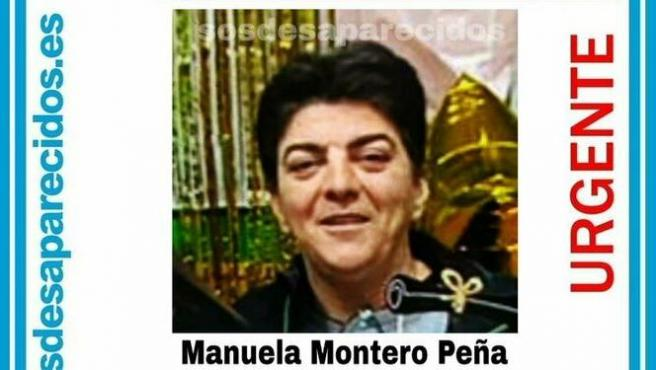 Mujer desaparecida en Estepona (Málaga) en febrero.
