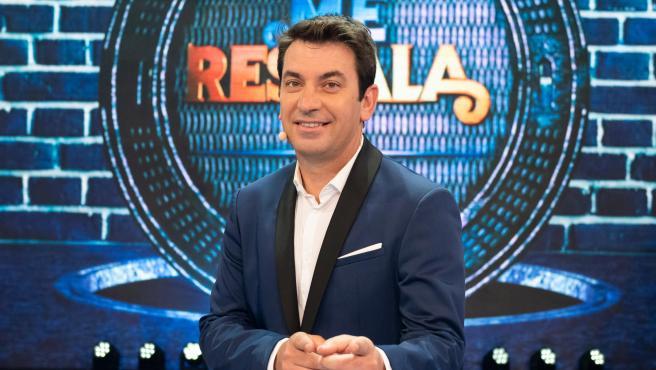 Arturo Valls, presentador de 'Me resbala'.