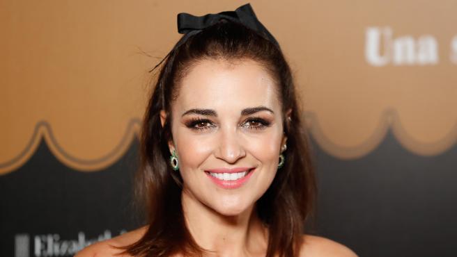 La actriz Paula Echevarría, en diciembre de 2019.