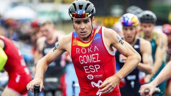 Javier Gómz Noya