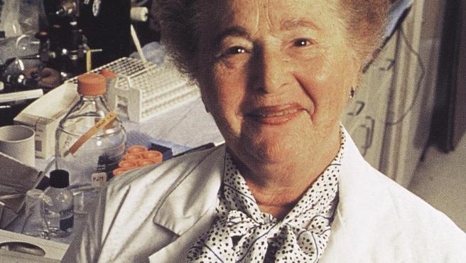 La científica Gertrude Belle Elion.