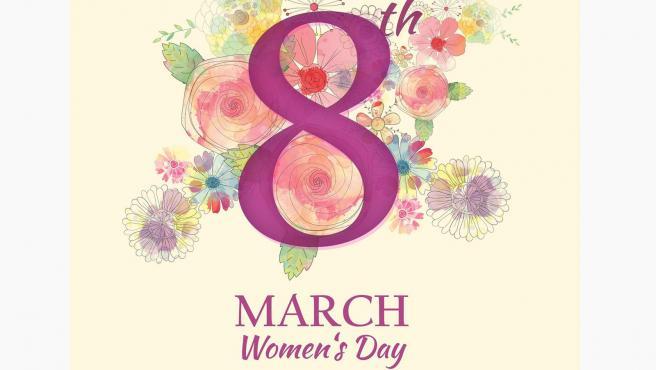 Imagen por el Día Internacional de la Mujer 2020