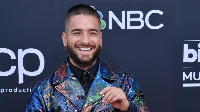 El cantante Maluma, en mayo de 2019.