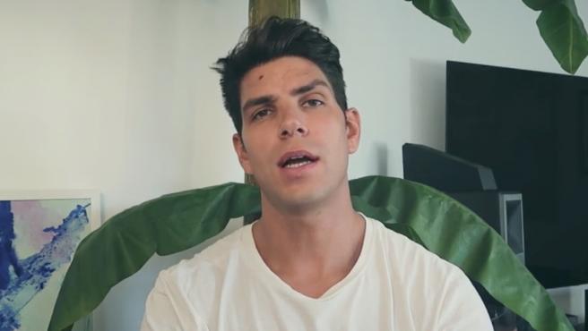 Diego Matamoros, en un vídeo para MTMAD.