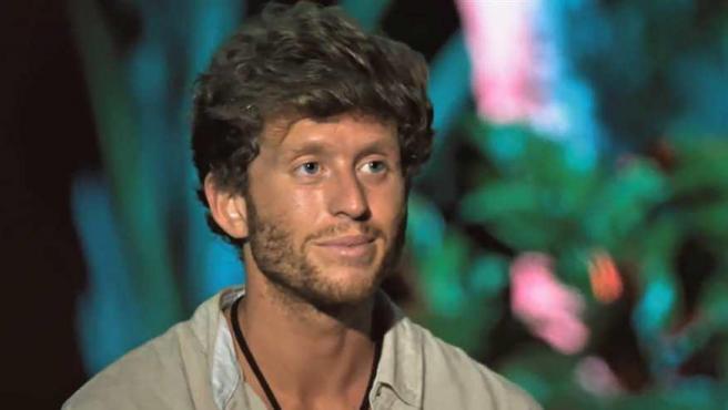 Gonzalo Montoya en 'La isla de las tentaciones'.