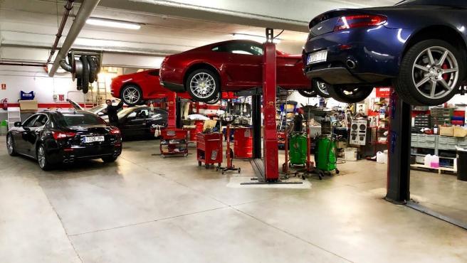 Es importante revisar que toda la mecánica está en buen estado antes de comprar el coche
