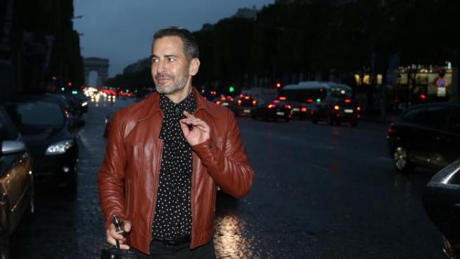 Marc Jacobs en la Semana de la moda de París en el 2016.