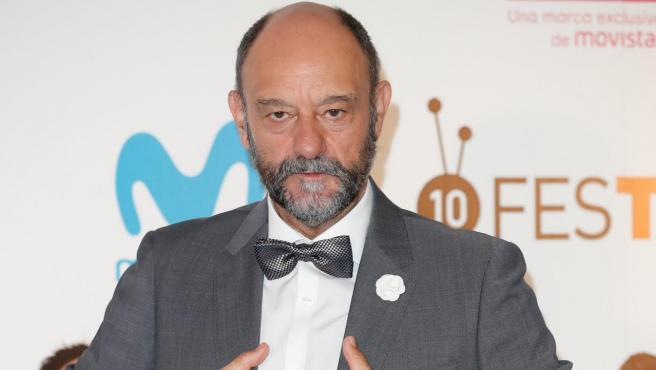El actor y humorista Javier Cansado.