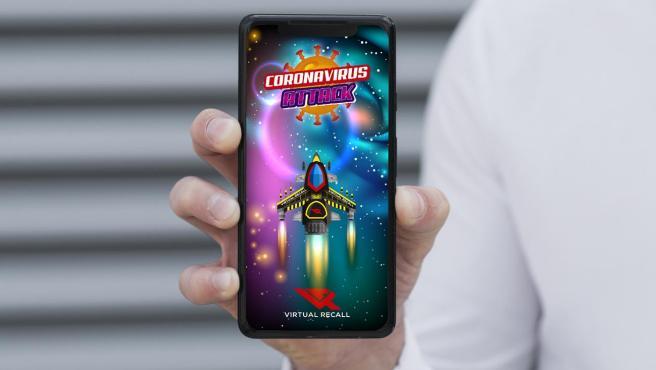 'Coronavirus Attack', un juego español gratis para Android, iPhone, PC, Mac y Linux.