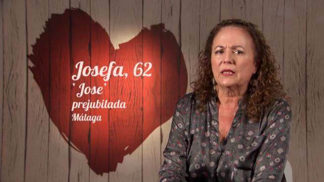 Josefa, en 'First dates'.