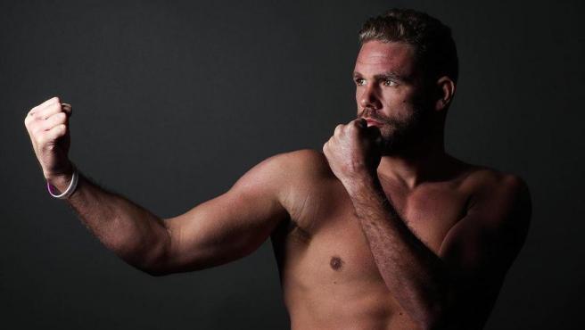 Saunders, campeón del mundo del peso supermedio.