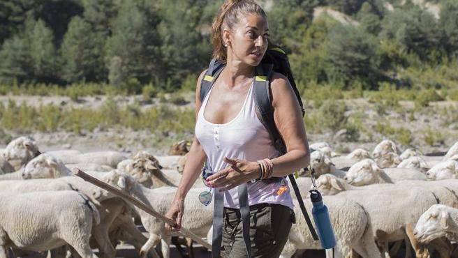 Mariló Montero en 'Entre Ovejas'.