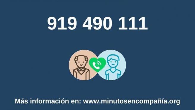 'Minutos en Compañía'.