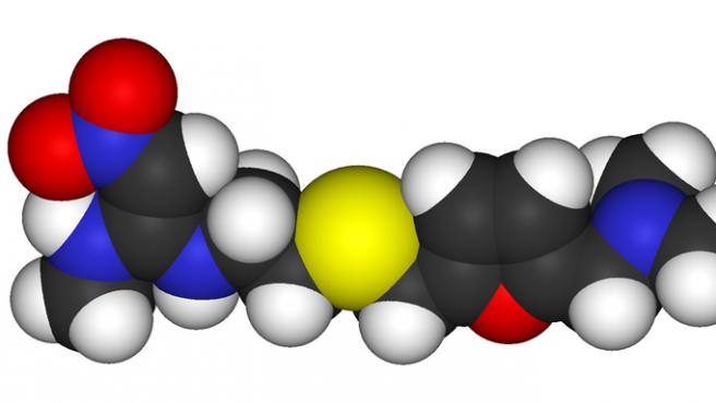 Ranitidine.