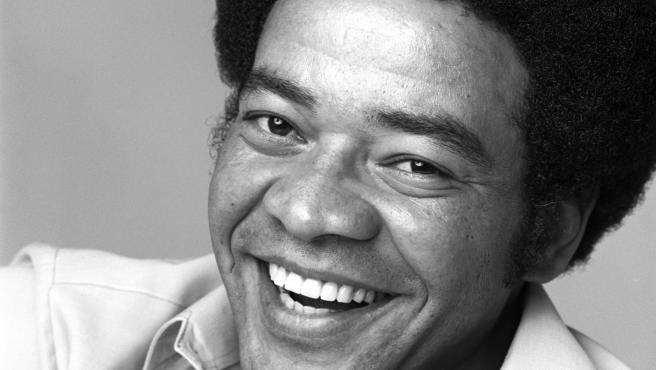 """Circa 1980 - Los Angeles, California, United States: Bill Withers (b.1938) American singer/songwriter/musician performed and recorded 1970-1985. Best-known songs are """"Lean on Me"""", """"Ain't No Sunshine"""", """"Just the Two of Us"""", """"Lovely Day"""". Withers broke out nationally with """"Ain't No Sunshine,"""" which he also wrote and reached No. 3 on the Billboard Hot 100 in 1971. He died March 30, 2020 at age 81. (Sam Emerson/Contacto) ONLY FOR USE IN SPAIN Circa 1980 - Los Angeles, California, United States: Bill Withers (b.1938) American singer/songwriter/musician performed and recorded 1970-1985. Best-known songs are """"Lean on Me"""", """"Ain't No Sunshine"""", """"Just the Two of Us"""", """"Lovely Day"""". Withers broke out nationally with """"Ain't No Sunshine,"""" which he also wrote and reached No. 3 on the Billboard Hot 100 in 1971. He died March 30, 2020 at age 81. (Sam Emerson/Contacto) 3/4/2020 ONLY FOR USE IN SPAIN"""