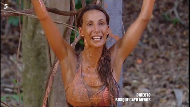 Fani, en 'Supervivientes: Tierra de nadie'.