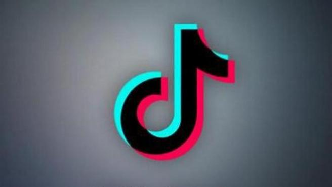 Logo de Tik Tok.