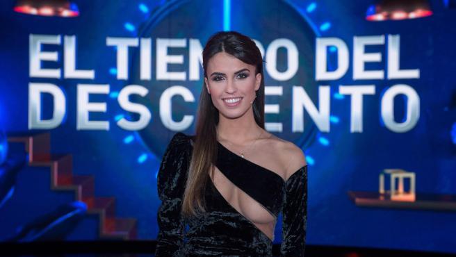 La colaboradora Sofía Suescún, en febrero de 2020.