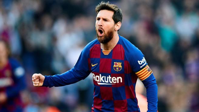 Rendimiento de Leo Messi