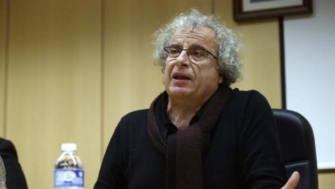 El periodista José María Calleja.