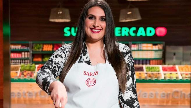 Saray, concursante de 'MasterChef'.