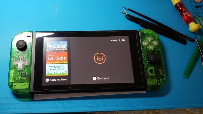 La Switch casera que ha hecho un 'gamer' para jugar 'Animal Crossing'.