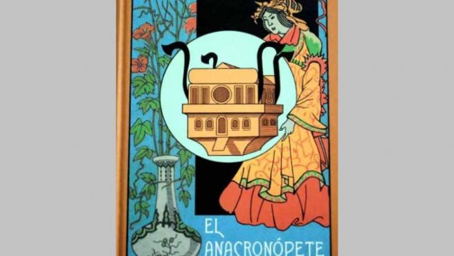 Portada de 'El Anacronópete'.
