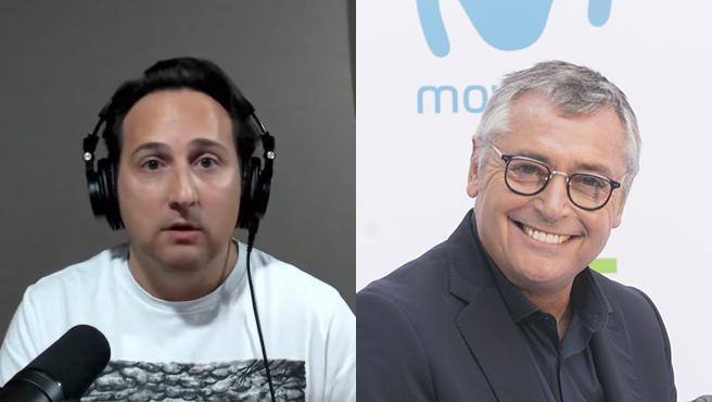 Iker Jiménez y Michael Robinson