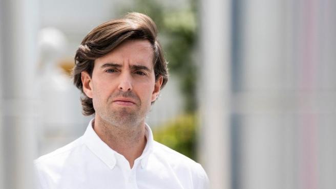 El vicesecretario de Comunicación del PP y diputado nacional por Málaga, Pablo Montesinos.