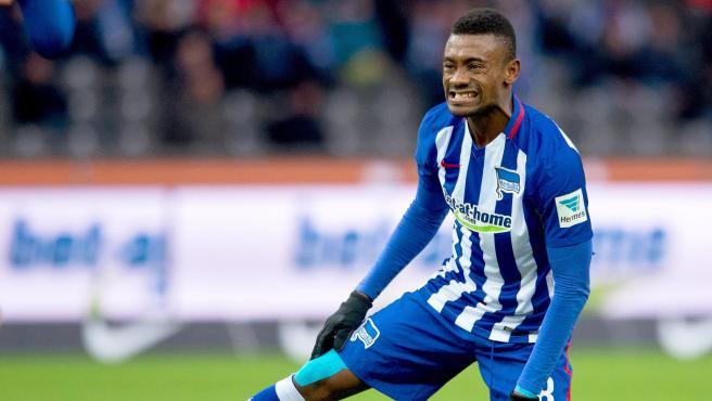 Salomon Kalou, durante un partido.
