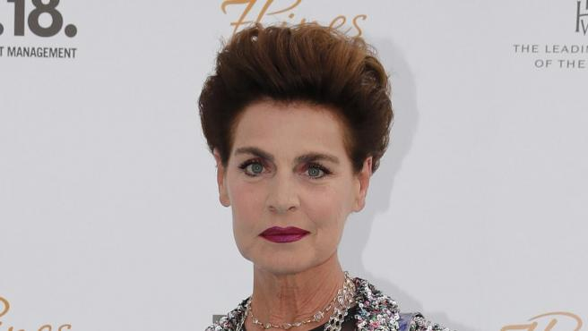 La modelo Antonia Dell'Atte.