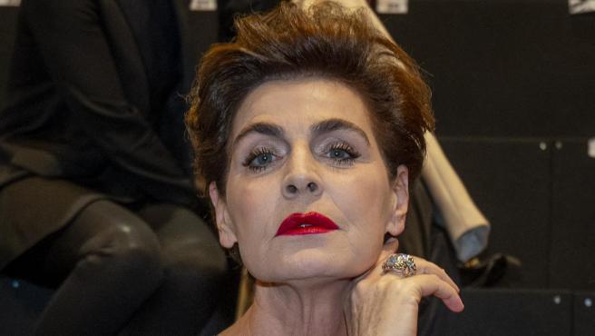 El modelo Antonia Dell'Atte.
