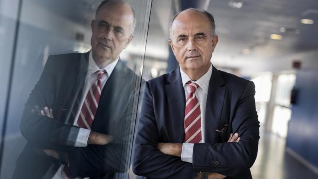 Antonio Zapatero, en una foto de archivo.
