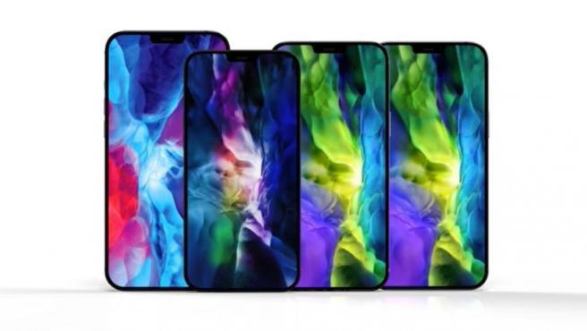 El iPhone 12 llegará en 4 modelos.
