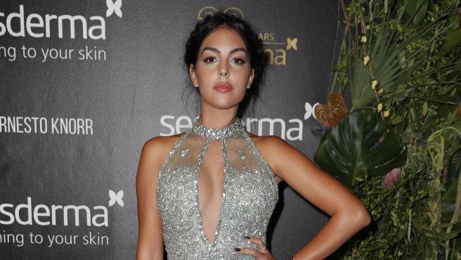 Georgina Rodríguez, en septiembre de 2019.