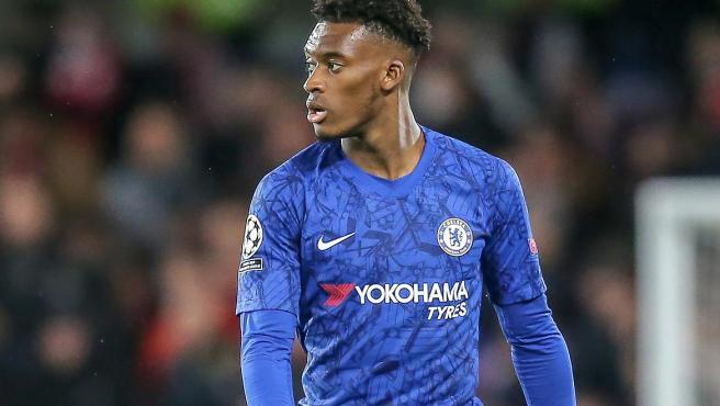 Callum Hudson-Odoi, centrocampista del Chelsea