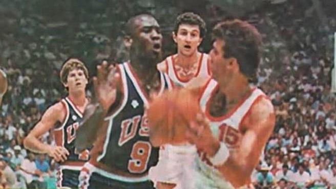 Una imagen para el recuerdo de los Juegos de Los Ángeles 1984