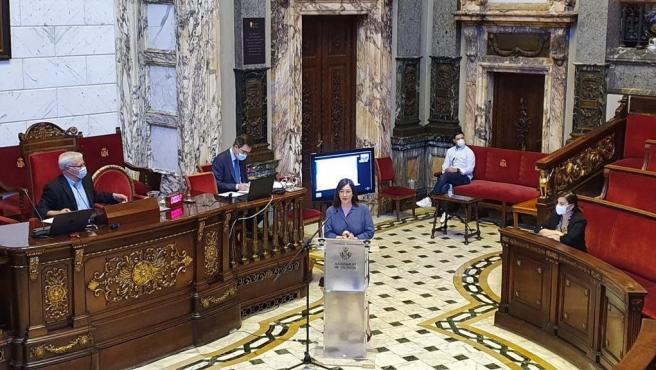 Comisión sobre la reconstrucción de València