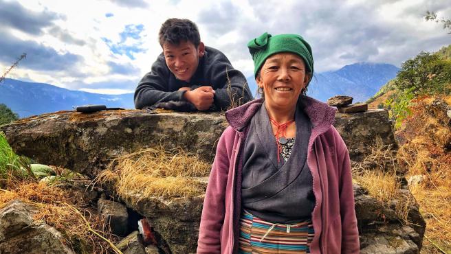 Imagen del libro Sherpas: La otra historia del Himalaya