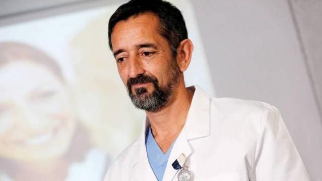 El doctor Pedro Cavadas en una imagen de archivo.