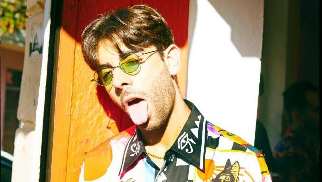 El cantante canario Don Patricio.
