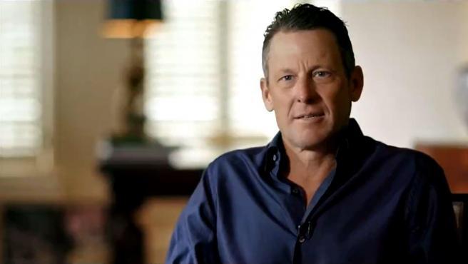 Lance Armstrong, en su documental de ESPN.