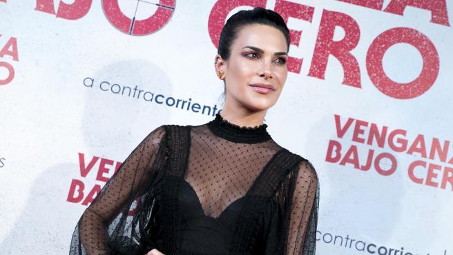 La modelo Carla Barber, en 2019.