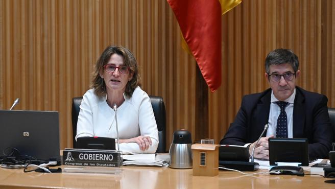 Comisión para la Reconstrucción Social y Económica del Congreso.