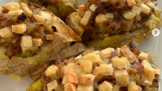 Patatas rellenas de Alberto Chicote.