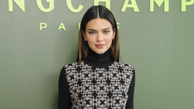 La influencer y modelo Kendall Jener, en febrero de 2020.