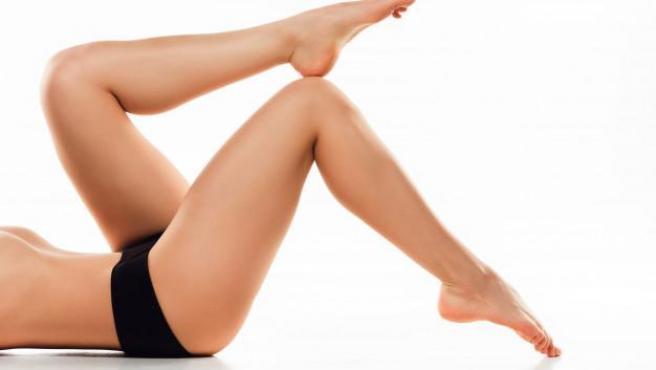La celulitis afecta al 98% de las mujeres, pero no es cosa exclusiva de ellas.