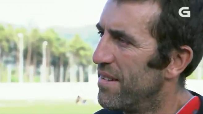 Alejandro Gómez, exatleta de fondo.
