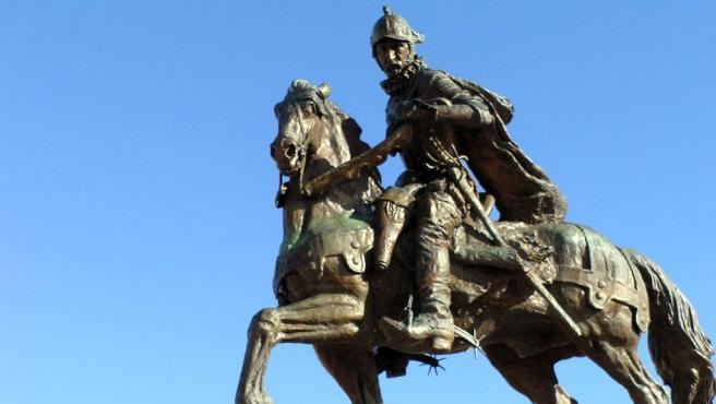 Estatua de Juan de Oñate y Salazar